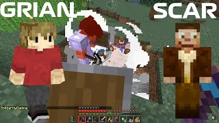 How every 3rd life member reacted to Scar/Grian's TRIPLE KILL