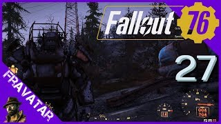 Fallout76: e27 - Exploring near the Top of the World. - (PC Gameplay)