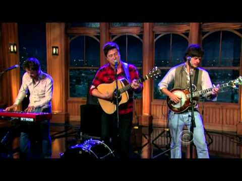 Mumford and Sons: The Cave - Craig Ferguson 2-26-2010