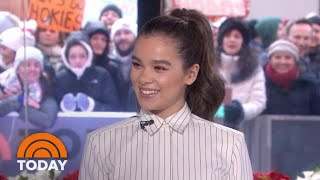 Hailee Steinfeld Talks 'Bumblebee' Movie: 'It's A Very Human Story' | TODAY