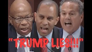 """TRUMP LIES!!!"" Congressmen Take Turns DESTROYING Trump's Lies About the Russia Investigation"