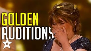 Every GOLDEN BUZZER Audition On AGT: The Champions! | Got Talent Global
