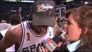 Manu Ginobili 23 pts vs Detroit Pistons - G7 2005 NBA Finals