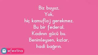 Salute-Little Mix / Turkish Version (Türkçe Versiyon) Cover By Efe BURAK