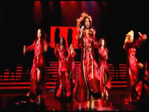 Beyonce - Ring The Alarm live (ft. Heather Morris) - YouTube