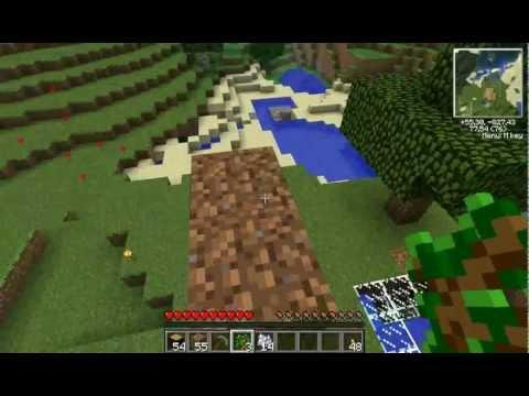 Jak zrobić duże drzewo w minecraft