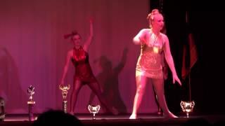 Hayley 2013 Ringling Theater Baraboo Wisconsin