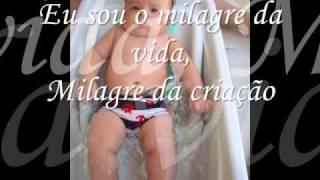 Cristina Mel - milagre da vida.wmv