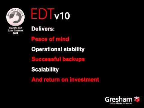 EDT v10 - Fact 2