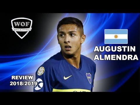 VIDEO - Visione di gioco e tecnica: ecco le migliori giocate di Agustin Almendra