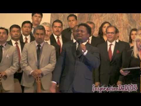 Junior Kelly Marchena - Grandioso es Nuestro DIOS (Convencion Musical 2012) [HD]