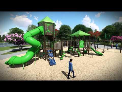 PlayWorx: Custom Park Playground