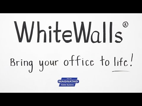 WhiteWalls: Bring Your Office To Life