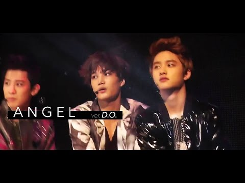 130406 EXO「ANGEL」D.O. Special Edit. from Seoul Girls Collection