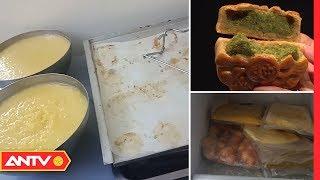 RÙNG MÌNH nguyên liệu làm bánh trung thu handmade SIÊU BẨN   An toàn sống   ANTV