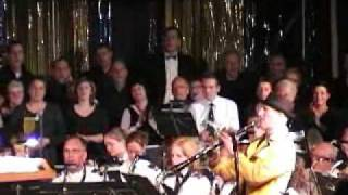 Muziekvereniging Wilhelmina Leens jubileum concert