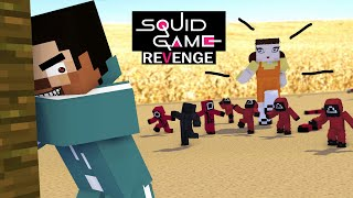 PART 2 - SQUID GAME GREEN LIGHT RED LIGHT REVENGE - ITS PAY BACK TIME