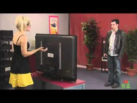 Funny TV scanner