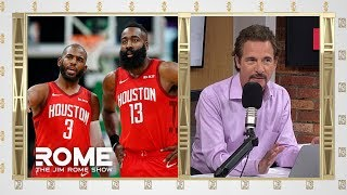 The Rockets And Celtics Are Imploding | The Jim Rome Show