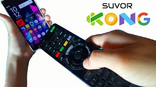 ĐT vỡ màn hình & liệt cảm ứng | Điều khiển điện thoại bằng REMOTE TV