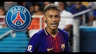 Cùng Xem Lại Màn Trình Diễn Của Neymar cho PSG 13/8/2017