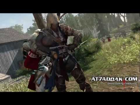 أساسن كريد ٣ - أسلحـة كونـور | Assassin's Creed 3 - Connor's Arsenal