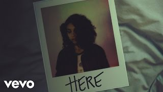 Alessia Cara - Here (Official Lyric Video)