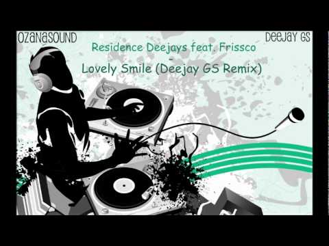 Residence Deejays feat. Frissco - Lovely Smile (Deejay GS Remix)