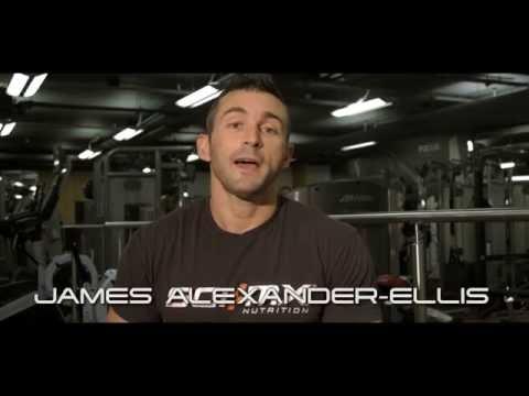 Whey Protein with James Alexander-Ellis