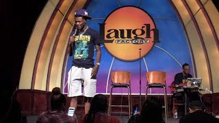 Too Many Niggas At The Laugh Factory Part 1