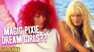 Why Magic Pixie Dream Girl Movies Are Uncomfortably Dark (Splash, Weird Science)