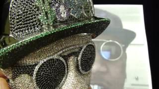 b11645e02e6b8 Mr Chris Da Jeweler Custom Gucci Mane Big Bart Simpson 10 inch Charm ...