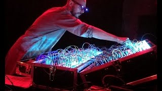 Boodaman [ modular ] - Modular Synthesizer Live Act ( long teaser )