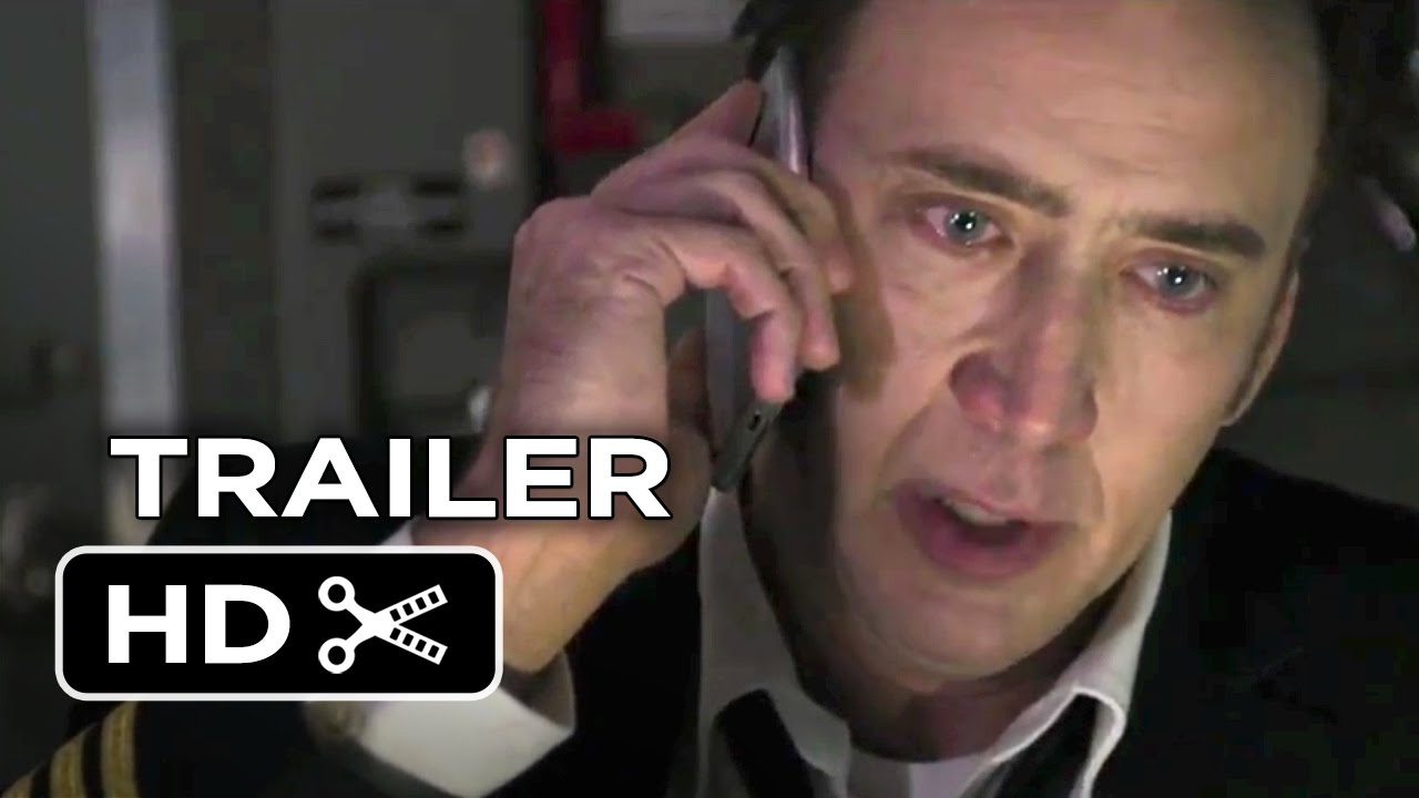 Изоставени - Left Behind (2014)  Nicolas Cage Трейлър