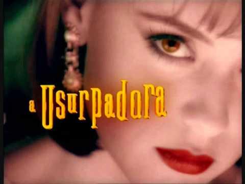 Baixar Música tema de abertura da novela A Usurpadora (SBT)