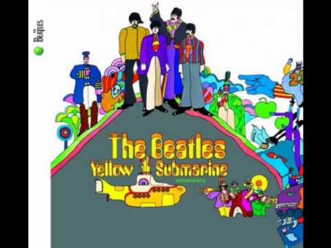 The Beatles- Sea of Time