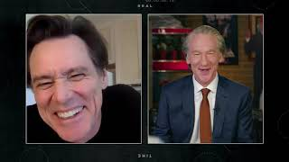Jim Carrey on Memoirs and Misinformation | Real Time with Bill Maher (HBO)