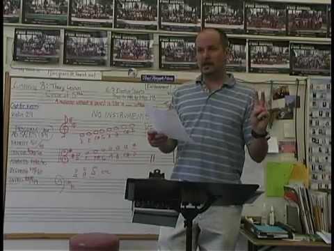 Beginning Composition Class