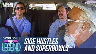 D-Mac Crashes the Superbowl | Kevin Hart: Lyft Legend | Laugh Out Loud Network