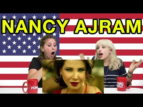 Fomo Daily Reacts To Nancy Ajram