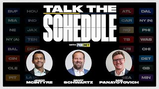 2021 Schedule Release Show – Talk the Schedule with FOX Bet