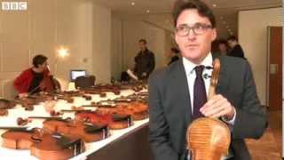 Stolen Stradivarius violin to be sold