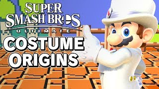 Smash Ultimate Costume Origins - 64 Fighters – Aaronitmar