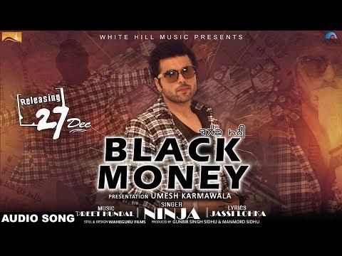 Black Money Lyrics - NINJA | Preet Hundal