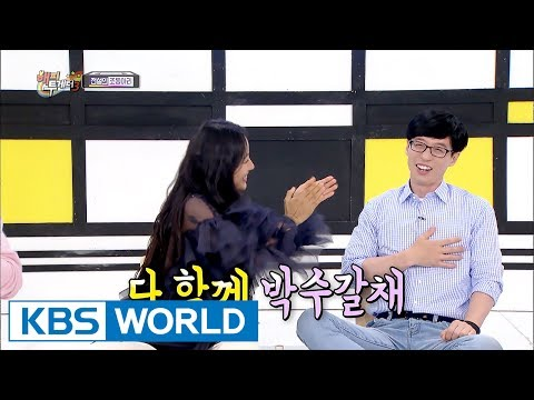 Hyori being harsh with Jaeseok