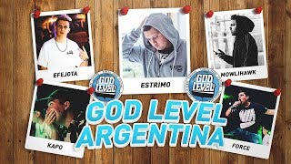 GOD LEVEL ARGENTINA 2018 con #TEAMPARTNER | 🎁SEMIFINALES Y FINAL🎁 | ACTIVOS