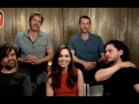 Game of Thrones Cast talks about Season 4 - YouTubeGame Of Thrones Cast Season 4 Cast