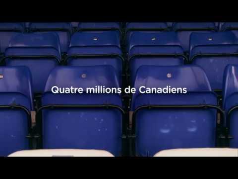 Vidéo : Quatre millions de Canadiens sont confrontés à l'insécurité alimentaire. Cette situation doit changer. Visitez alimentonslavenir.com