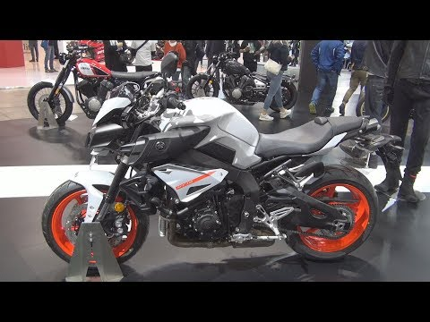 video Yamaha MT 10
