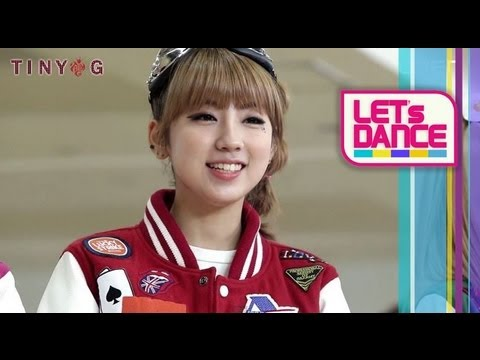 Let's Dance: TINY-G(타이니지)_MINIMANIMO(미니마니모) [ENG SUB]